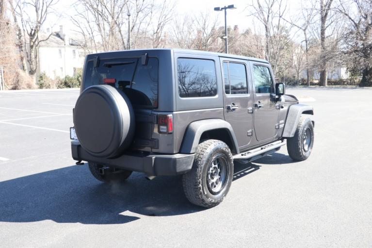Used 2017 Jeep WRANGLER UNLIMITED SPORT 4WD W/UPGRADES UNLIMITED SPORT 4WD for sale Sold at Auto Collection in Murfreesboro TN 37130 3