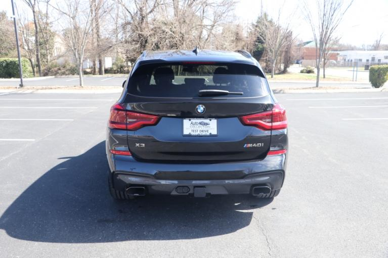 Used 2020 BMW X3 XDRIVE M40I SPORT ACTIVITY W/NAV for sale Sold at Auto Collection in Murfreesboro TN 37130 6