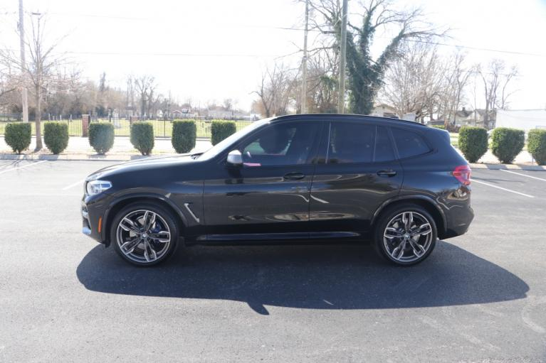 Used 2020 BMW X3 XDRIVE M40I SPORT ACTIVITY W/NAV for sale Sold at Auto Collection in Murfreesboro TN 37130 7