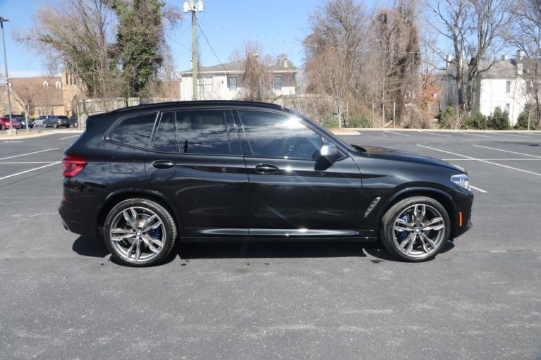 Used 2020 BMW X3 XDRIVE M40I SPORT ACTIVITY W/NAV for sale Sold at Auto Collection in Murfreesboro TN 37130 8