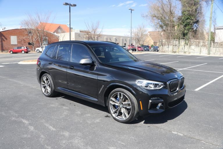 Used 2020 BMW X3 XDRIVE M40I SPORT ACTIVITY W/NAV for sale Sold at Auto Collection in Murfreesboro TN 37130 1