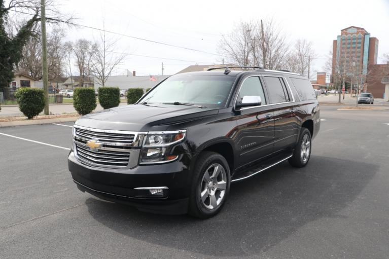 Used 2018 Chevrolet SUBURBAN 1500 PREMIER 4WD W/NAV TV/DVD for sale Sold at Auto Collection in Murfreesboro TN 37130 2