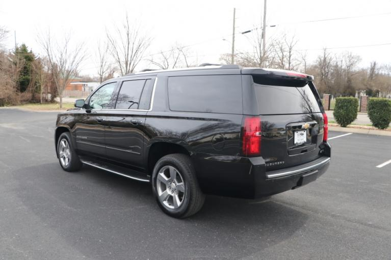 Used 2018 Chevrolet SUBURBAN 1500 PREMIER 4WD W/NAV TV/DVD for sale Sold at Auto Collection in Murfreesboro TN 37130 4