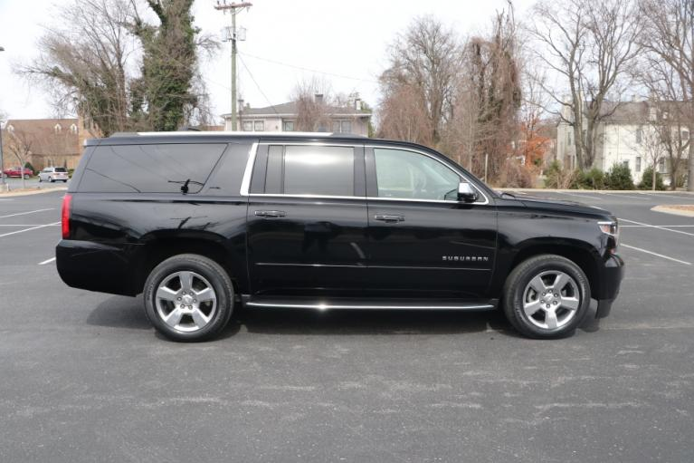 Used 2018 Chevrolet SUBURBAN 1500 PREMIER 4WD W/NAV TV/DVD for sale Sold at Auto Collection in Murfreesboro TN 37130 8