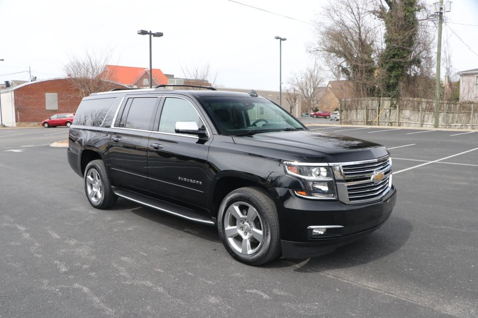 Used 2018 Chevrolet SUBURBAN 1500 PREMIER 4WD W/NAV TV/DVD for sale Sold at Auto Collection in Murfreesboro TN 37130 1