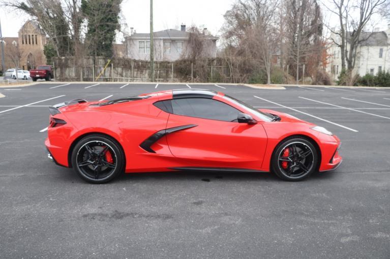 Used 2020 Chevrolet CORVETTE STINGRAY 3LT COUPE W/NAV for sale Sold at Auto Collection in Murfreesboro TN 37130 8