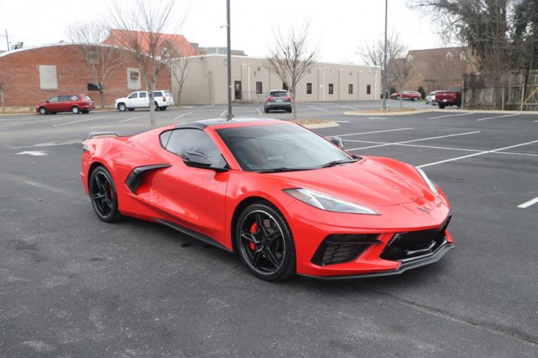Used Used 2020 Chevrolet CORVETTE STINGRAY 3LT COUPE W/NAV 3LT COUPE for sale $114,950 at Auto Collection in Murfreesboro TN