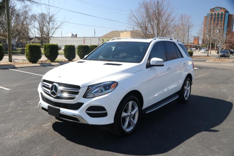 Used 2018 Mercedes-Benz GLE 350 PREMIUM for sale Sold at Auto Collection in Murfreesboro TN 37130 2