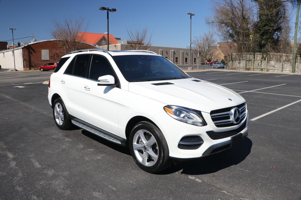 Used 2018 Mercedes-Benz GLE 350 PREMIUM for sale Sold at Auto Collection in Murfreesboro TN 37130 1