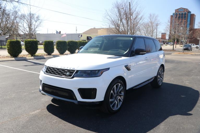 Used 2019 Land_Rover RANGE ROVER SPORT HSE SUPERCHARGED W/NAV for sale Sold at Auto Collection in Murfreesboro TN 37130 2