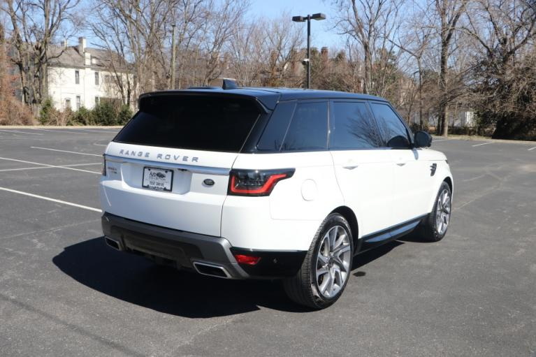 Used 2019 Land_Rover RANGE ROVER SPORT HSE SUPERCHARGED W/NAV for sale Sold at Auto Collection in Murfreesboro TN 37130 3