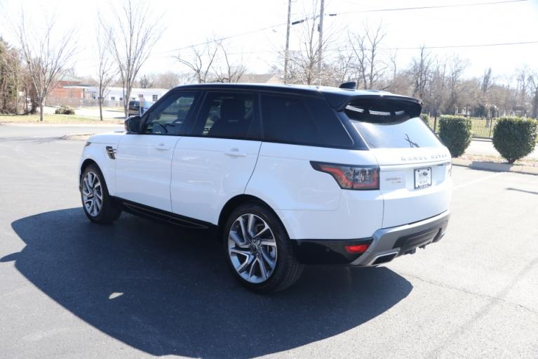 Used 2019 Land_Rover RANGE ROVER SPORT HSE SUPERCHARGED W/NAV for sale Sold at Auto Collection in Murfreesboro TN 37130 4