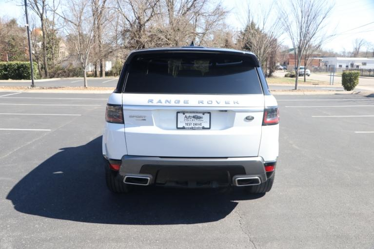 Used 2019 Land_Rover RANGE ROVER SPORT HSE SUPERCHARGED W/NAV for sale Sold at Auto Collection in Murfreesboro TN 37130 6