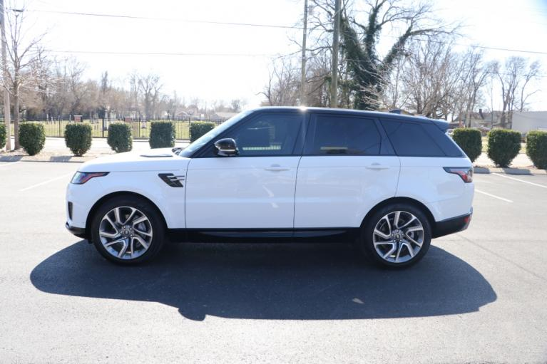 Used 2019 Land_Rover RANGE ROVER SPORT HSE SUPERCHARGED W/NAV for sale Sold at Auto Collection in Murfreesboro TN 37130 7