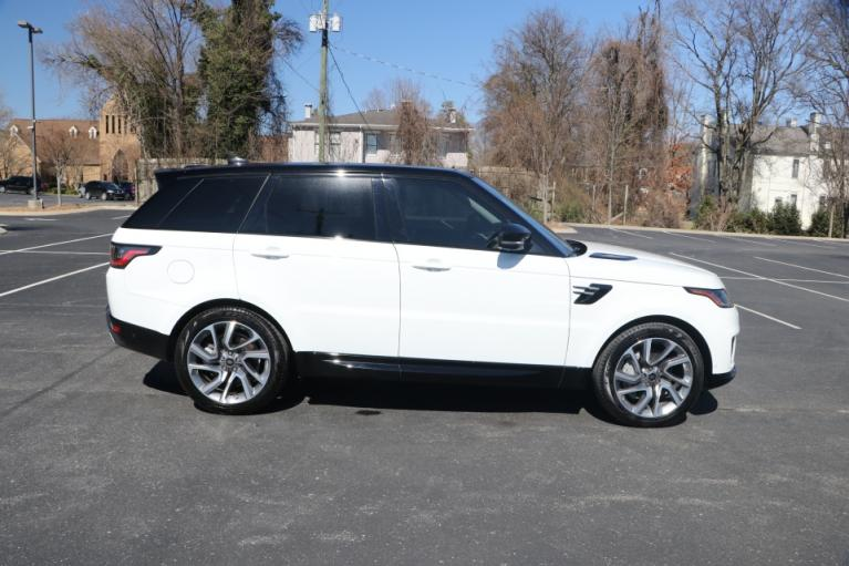 Used 2019 Land_Rover RANGE ROVER SPORT HSE SUPERCHARGED W/NAV for sale Sold at Auto Collection in Murfreesboro TN 37130 8