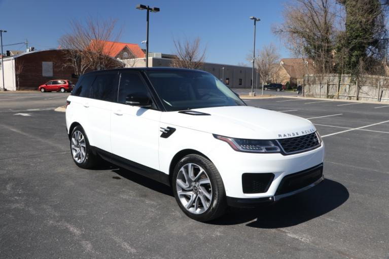 Used Used 2019 Land_Rover RANGE ROVER SPORT HSE SUPERCHARGED W/NAV HSE SUPERCHARGED for sale $69,950 at Auto Collection in Murfreesboro TN