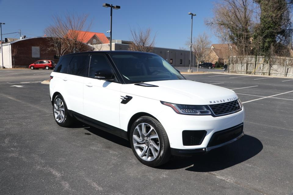 Used 2019 Land_Rover RANGE ROVER SPORT HSE SUPERCHARGED W/NAV for sale Sold at Auto Collection in Murfreesboro TN 37130 1