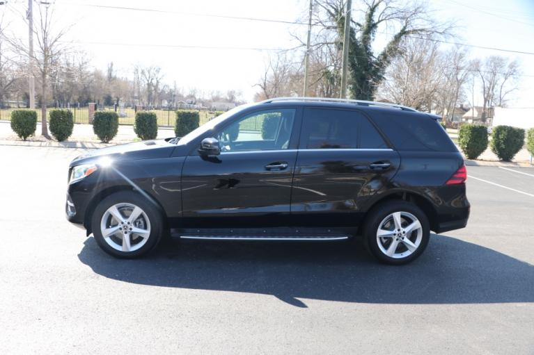 Used 2018 Mercedes-Benz GLE 350 PREMIUM RWD W/NAV for sale Sold at Auto Collection in Murfreesboro TN 37130 7
