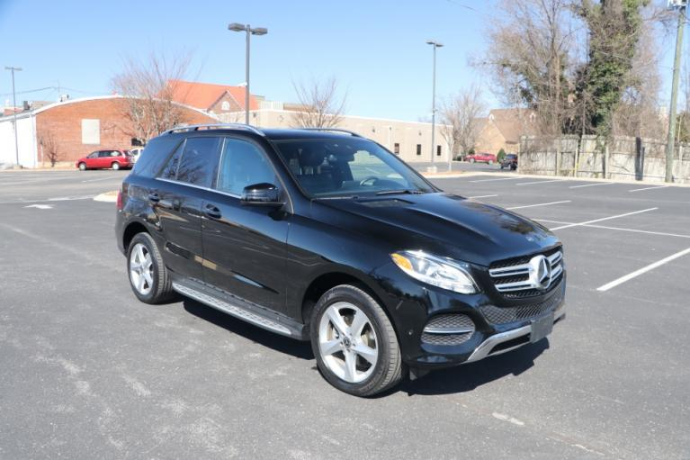 Used 2018 Mercedes-Benz GLE 350 PREMIUM RWD W/NAV for sale Sold at Auto Collection in Murfreesboro TN 37130 1