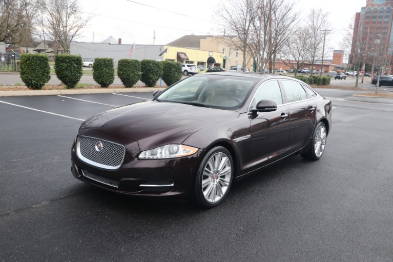 Used 2015 JAGUAR XJ PORTFOLIO PREMIUM EDITION W/NAV for sale Sold at Auto Collection in Murfreesboro TN 37130 2