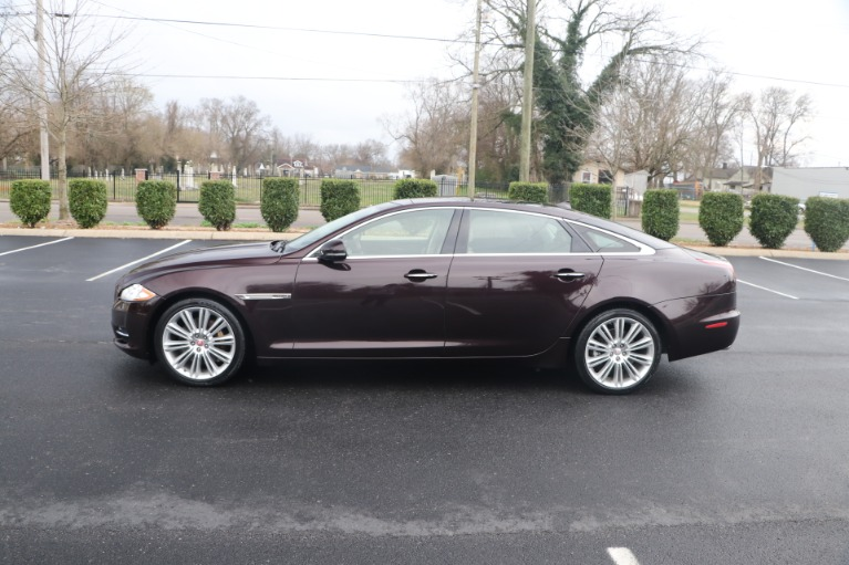 Used 2015 JAGUAR XJ PORTFOLIO PREMIUM EDITION W/NAV for sale Sold at Auto Collection in Murfreesboro TN 37130 7