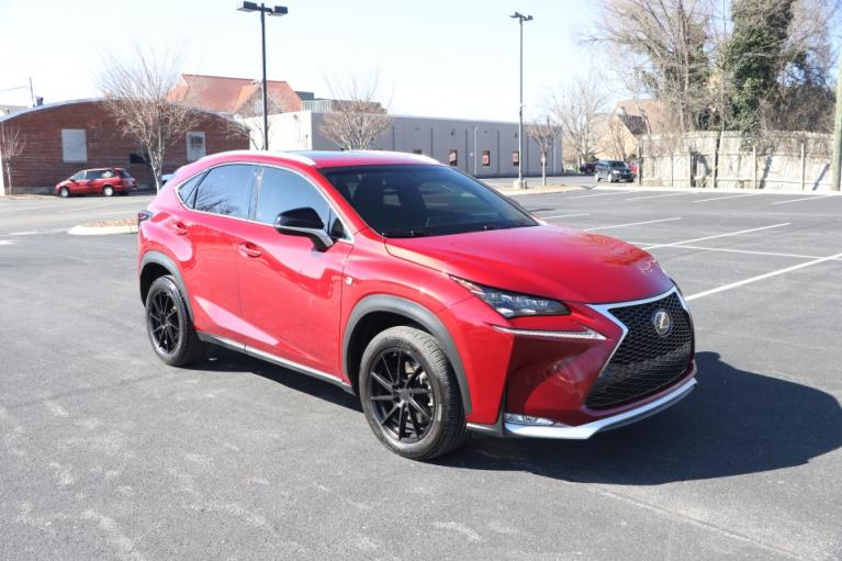 Used Used 2015 LEXUS NX 200T F-SPORT PREMIUM W/NAV for sale $24,950 at Auto Collection in Murfreesboro TN