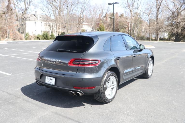 Used 2017 Porsche MACAN S PREMIUM PLUS W/NAV for sale $43,500 at Auto Collection in Murfreesboro TN 37130 3