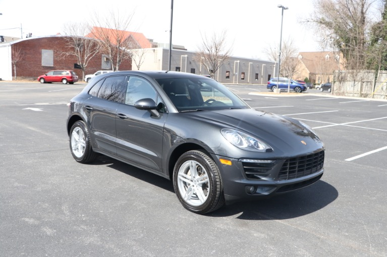 Used Used 2017 Porsche MACAN S PREMIUM PLUS W/NAV for sale $42,950 at Auto Collection in Murfreesboro TN