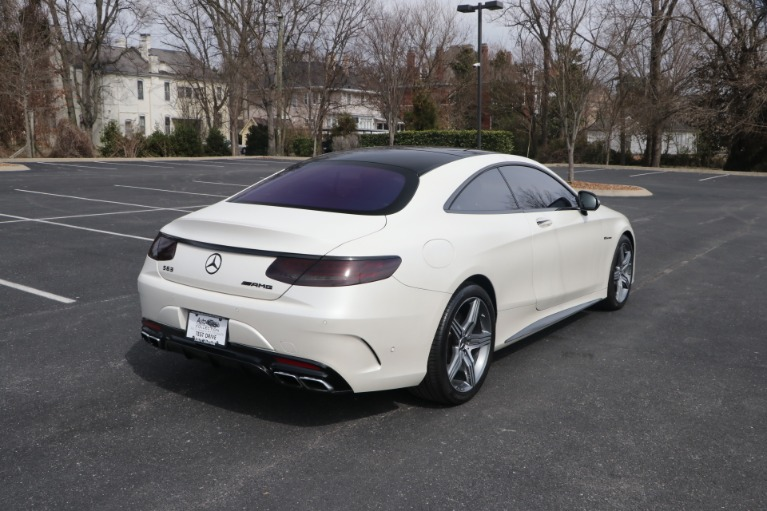 Used 2017 Mercedes-Benz S63 AMG COUPE AWD W/NAV for sale $94,950 at Auto Collection in Murfreesboro TN 37130 3