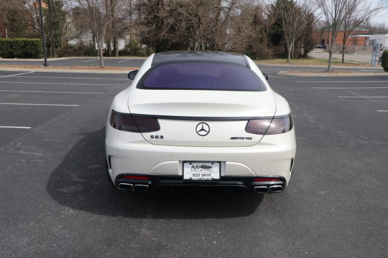 Used 2017 Mercedes-Benz S63 AMG COUPE AWD W/NAV for sale $94,950 at Auto Collection in Murfreesboro TN 37130 6