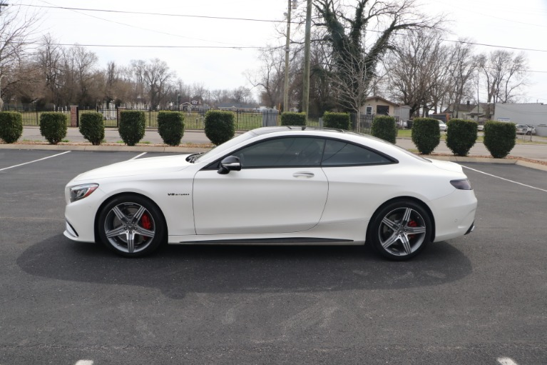 Used 2017 Mercedes-Benz S63 AMG COUPE AWD W/NAV for sale $94,950 at Auto Collection in Murfreesboro TN 37130 7