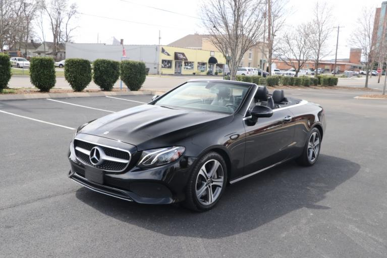 Used 2018 Mercedes-Benz E400 CABRIOLET for sale Sold at Auto Collection in Murfreesboro TN 37130 2