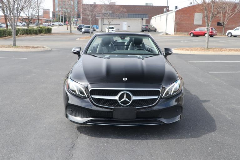 Used 2018 Mercedes-Benz E400 CABRIOLET for sale Sold at Auto Collection in Murfreesboro TN 37130 5