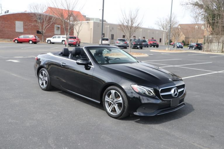 Used 2018 Mercedes-Benz E400 CABRIOLET for sale Sold at Auto Collection in Murfreesboro TN 37130 1