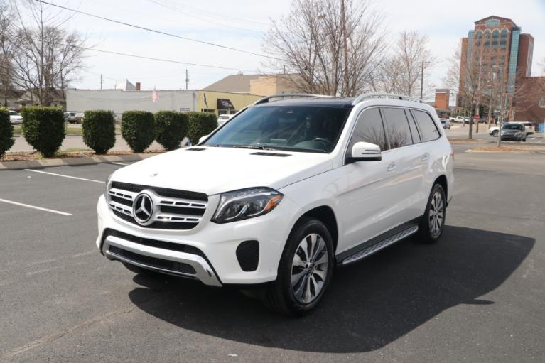 Used 2019 Mercedes-Benz GLS 450 4MATIC PREMIUM W/NAV for sale Sold at Auto Collection in Murfreesboro TN 37130 2