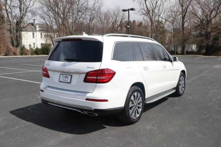 Used 2019 Mercedes-Benz GLS 450 4MATIC PREMIUM W/NAV for sale Sold at Auto Collection in Murfreesboro TN 37130 3