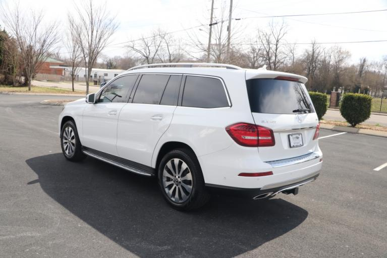 Used 2019 Mercedes-Benz GLS 450 4MATIC PREMIUM W/NAV for sale Sold at Auto Collection in Murfreesboro TN 37130 4