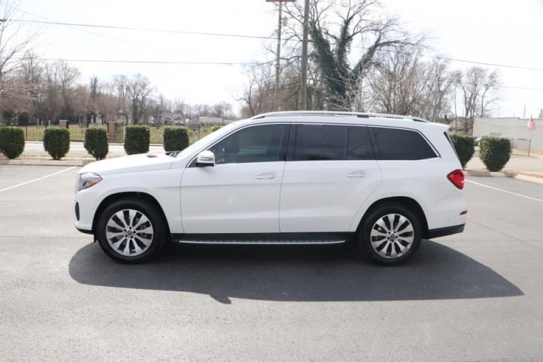 Used 2019 Mercedes-Benz GLS 450 4MATIC PREMIUM W/NAV for sale Sold at Auto Collection in Murfreesboro TN 37130 7