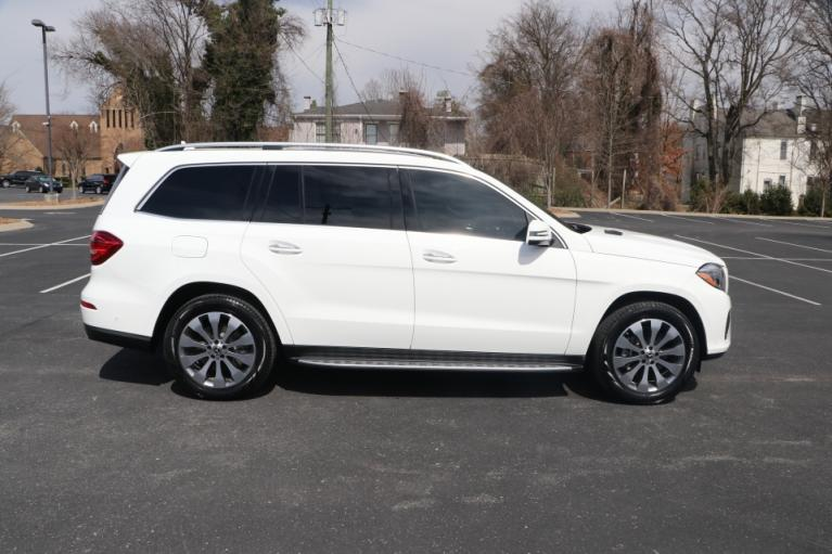 Used 2019 Mercedes-Benz GLS 450 4MATIC PREMIUM W/NAV for sale Sold at Auto Collection in Murfreesboro TN 37130 8