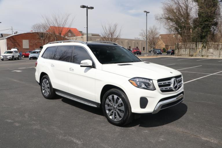 Used 2019 Mercedes-Benz GLS 450 4MATIC PREMIUM W/NAV for sale Sold at Auto Collection in Murfreesboro TN 37130 1