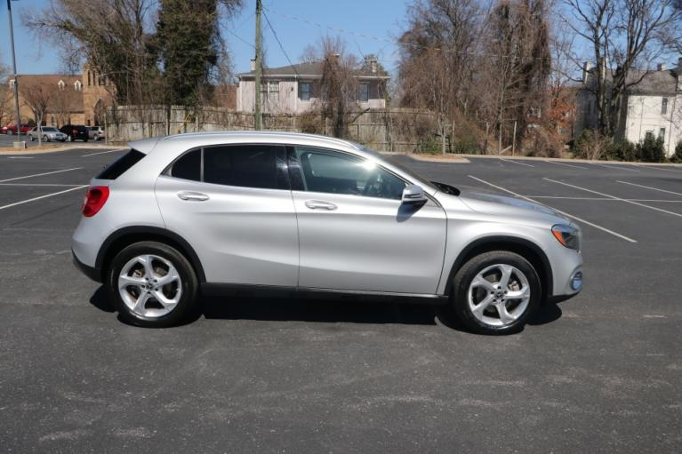 Used 2018 Mercedes-Benz GLA250 4MATIC AWD W/NAV for sale Sold at Auto Collection in Murfreesboro TN 37130 8