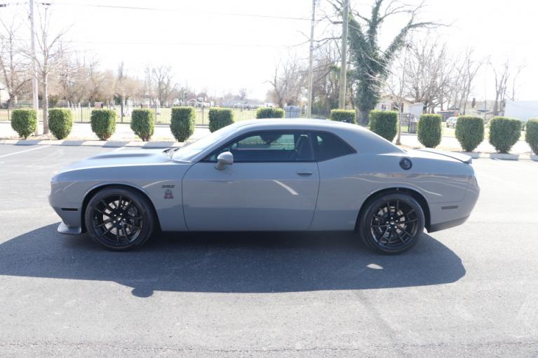 Used 2017 Dodge CHALLENGER T/A 392 W/NAV for sale Sold at Auto Collection in Murfreesboro TN 37130 7