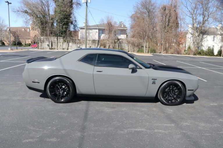 Used 2017 Dodge CHALLENGER T/A 392 W/NAV for sale Sold at Auto Collection in Murfreesboro TN 37130 8