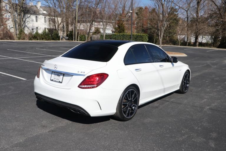 Used 2017 Mercedes-Benz C43 AMG 4MATIC W/NAV for sale $38,950 at Auto Collection in Murfreesboro TN 37130 3