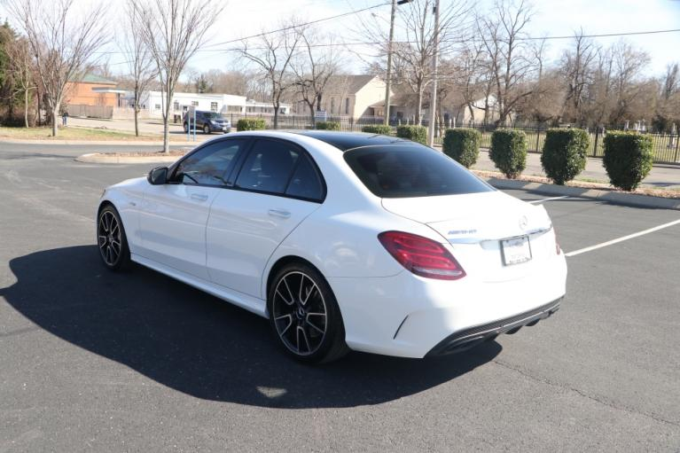 Used 2017 Mercedes-Benz C43 AMG 4MATIC W/NAV for sale $38,950 at Auto Collection in Murfreesboro TN 37130 4