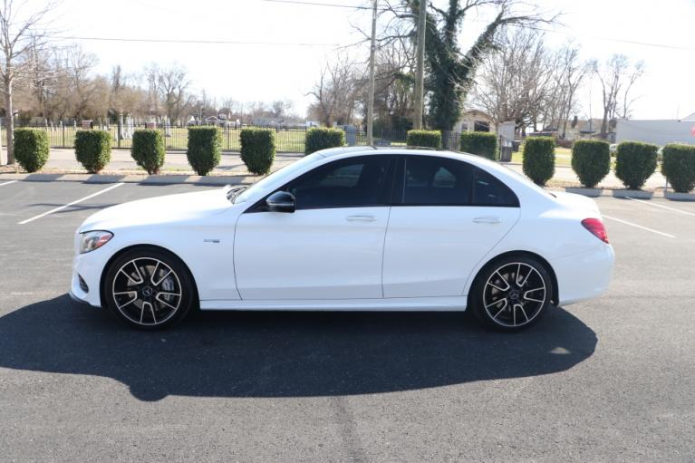 Used 2017 Mercedes-Benz C43 AMG 4MATIC W/NAV for sale $38,950 at Auto Collection in Murfreesboro TN 37130 7
