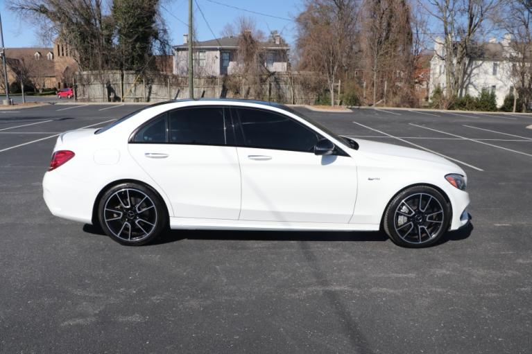 Used 2017 Mercedes-Benz C43 AMG 4MATIC W/NAV for sale $38,950 at Auto Collection in Murfreesboro TN 37130 8