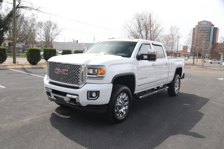 Used 2015 GMC SIERRA 2500 HD DENALI 4WD W/NAV for sale Sold at Auto Collection in Murfreesboro TN 37130 2