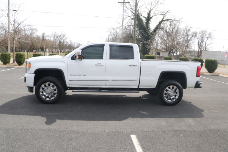 Used 2015 GMC SIERRA 2500 HD DENALI 4WD W/NAV for sale Sold at Auto Collection in Murfreesboro TN 37130 7