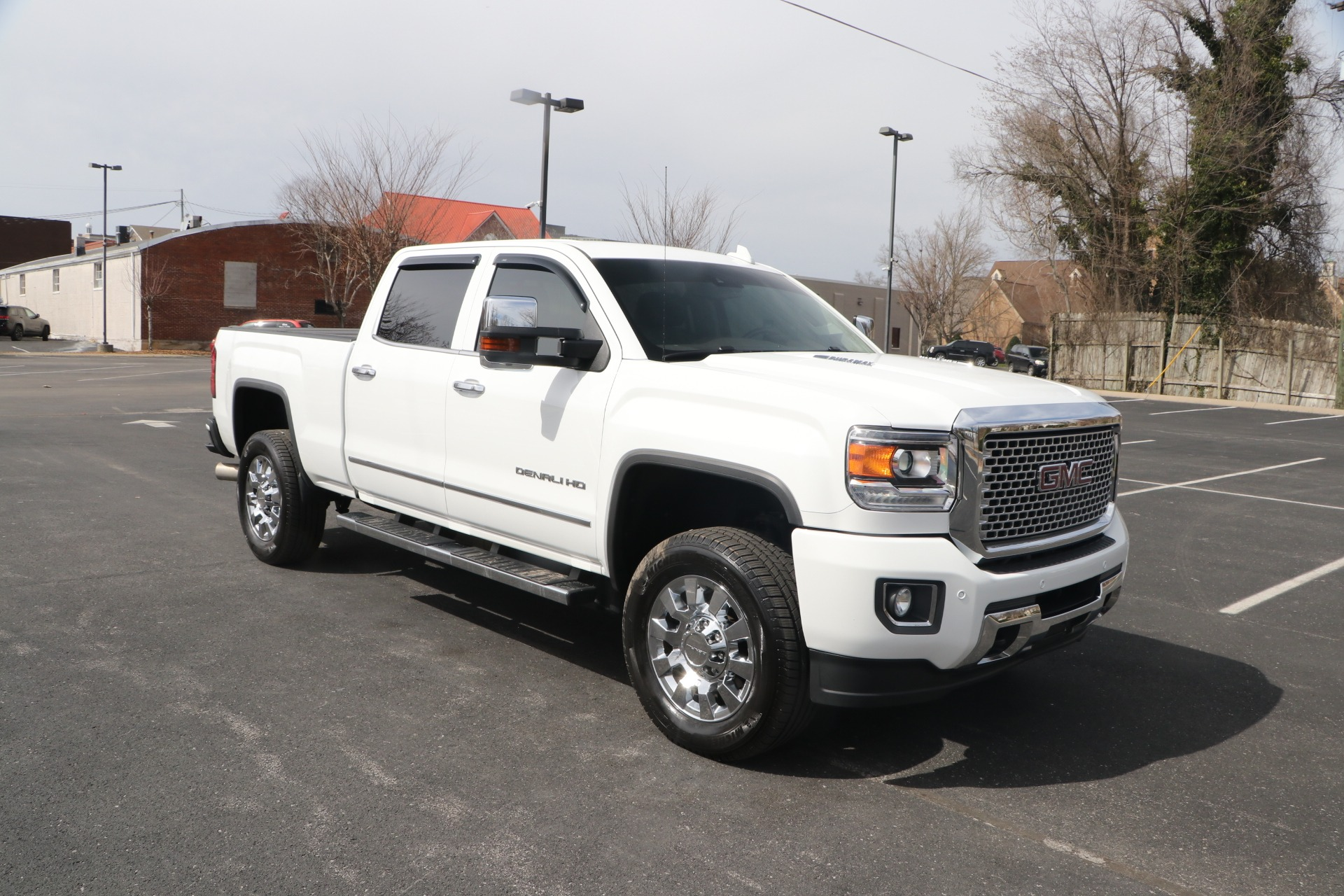 Used 2015 GMC SIERRA 2500 HD DENALI 4WD W/NAV for sale Sold at Auto Collection in Murfreesboro TN 37130 1
